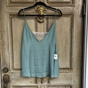NWT | Free People | V Neck Cami